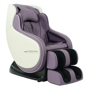 Kahuna Chair Lilac Purple 3D Zero Gravity massage chair