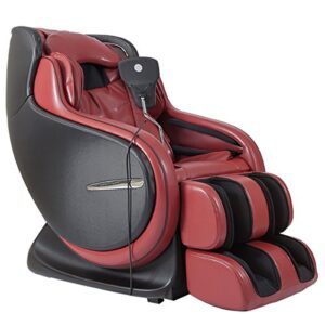 Kahuna Chair Red 3D Zero Gravity massage chair