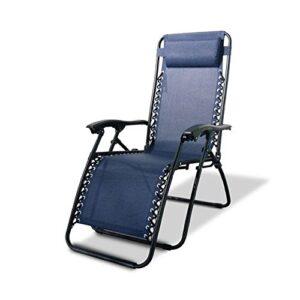Caravan Canopy Sports Infinity Blue Zero Gravity Chair