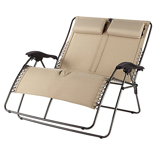 Double Seater Zero Gravity Chairs