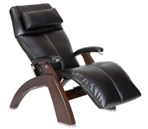 Human Touch Pc 410 Zero Gravity Recliner Black Leather