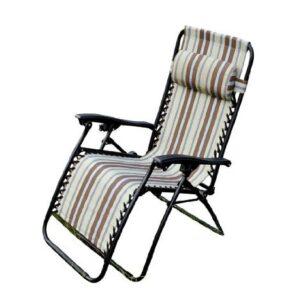 Outsunny Zero Gravity Recliner Lounge Chair Multi Color
