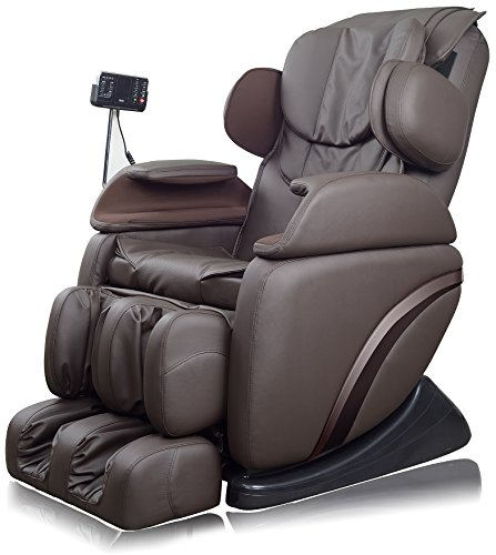 Ideal Massage Zero Gravity Chair Brown