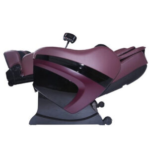 BestMassage Burgundy Zero Gravity Shiatsu Massage Chair