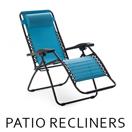 zero gravity patio recliners
