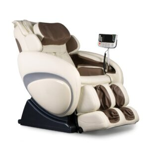 Osaki OS-4000 White Zero Gravity Shiatsu Massage Chair