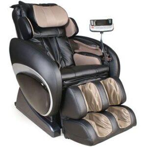 Osaki OS-4000 Black Zero Gravity Shiatsu Massage Chair