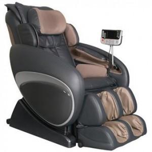 Osaki OS-4000 Charcoal Zero Gravity Shiatsu Massage Chair