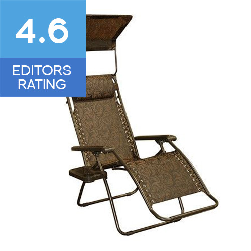 Bliss Hammocks Zero Gravity Recliner Chair with Sun Shade Review  sc 1 th 225 & The Best Zero Gravity Chair Reviews and Recommendations islam-shia.org