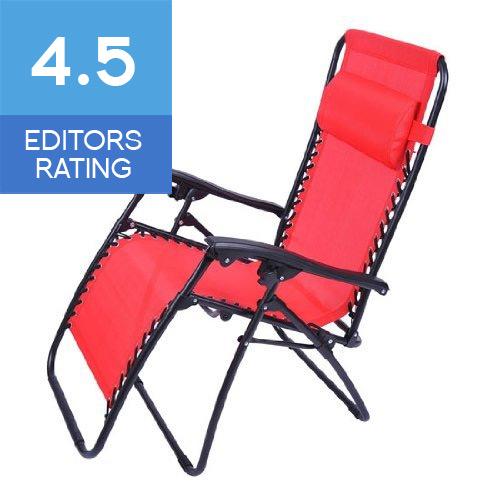 Good Outsunny Zero Gravity Chair Review