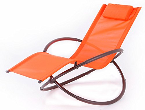 chair sun set lounger horizon garden gravity black of product chairs anti