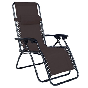 Odaof Zero Gravity Chair (Brown)