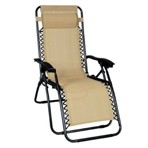 Odaof Zero Gravity Chair (Cream)