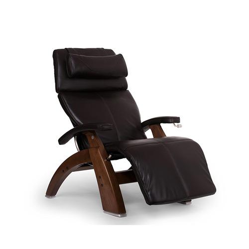 Human Touch Perfect Chair PC 420 Classic Plus Premium Full Grain Leather Zero  Gravity Recliner, Espresso