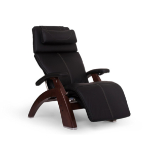 "Human Touch Perfect Chair ""PC-610 Omni-Motion Classic"" Better-Than-Leather SofHyde Zero-Gravity Recliner, Black"