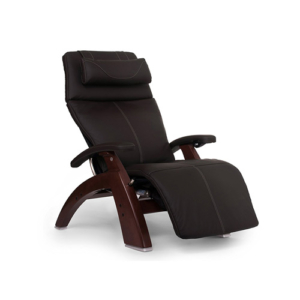 "Perfect Chair ""PC-610 Omni-Motion Classic"" Top Grain Leather Zero Gravity Recliner, Espresso"