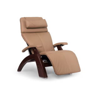 "Perfect Chair ""PC-610 Omni-Motion Classic"" Top Grain Leather Zero Gravity Recliner, Sand"