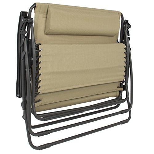 Best Choice Huge Folding 2 Person Zero Gravity Chair