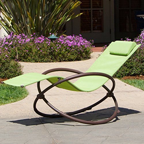 RST Outdoor Orbital Zero Gravity Patio Lounger