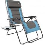 Westfield Outdoor Blue XL Zero Gravity Chair