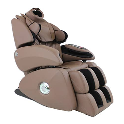 Osaki OS-7075R Taupe Zero Gravity S-Track Massage Chair
