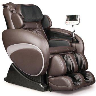 Osaki OS-4000 Brown Zero Gravity Shiatsu Massage Chair