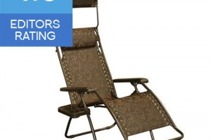 Bliss Hammocks anti gravity recliner chair with sun canopy