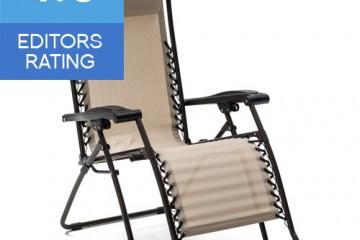 Caravan Canopy Sports Infinity zero gravity chair beige