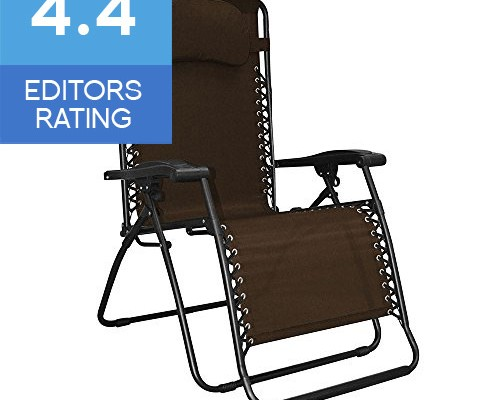 Caravan Canopy Sports Infinity Oversized Zero Gravity Chair