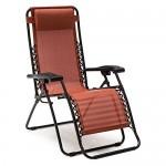 Caravan Canopy Sports Infinity Terracotta Zero Gravity Chair