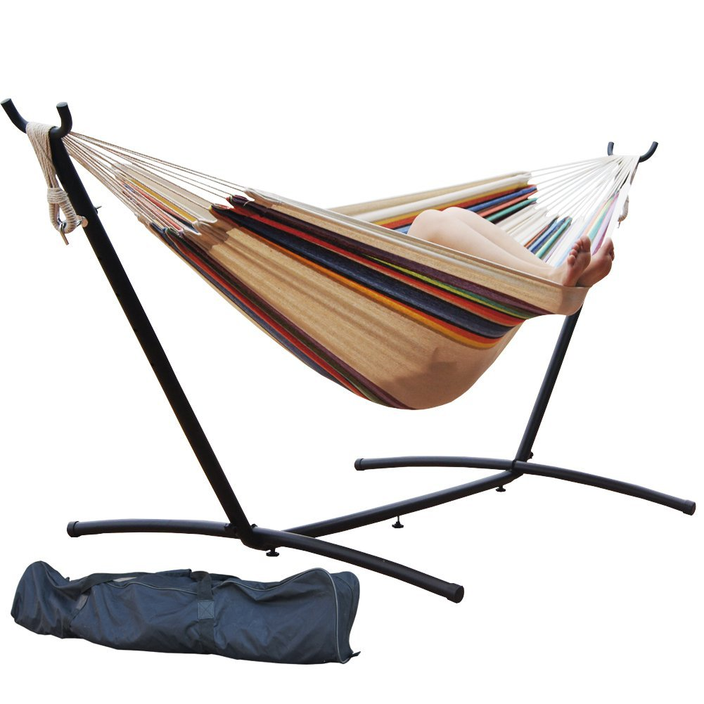 Prime Garden Hammock with steel stand