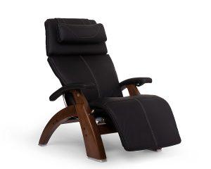 Perfect Chair PC-610 Omni-Motion Classic Zero Gravity Recliner, Walnut Base