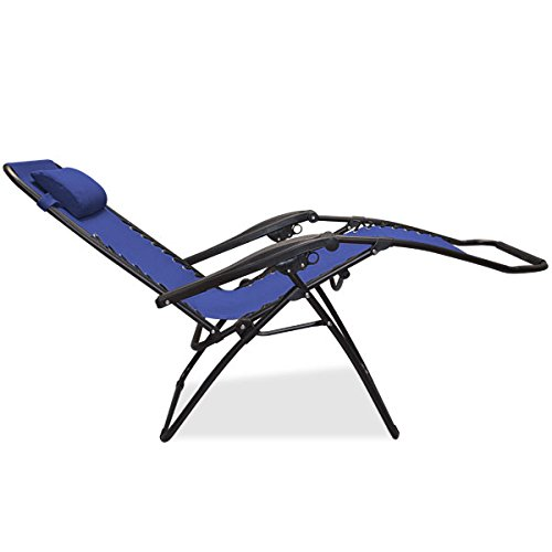 Caravan Sports Infinity Oversized Zero Gravity Chair reclining