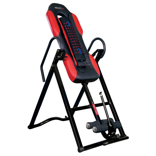 Health Gear ITM 5500 Inversion Table With Vibro Massage & Heat