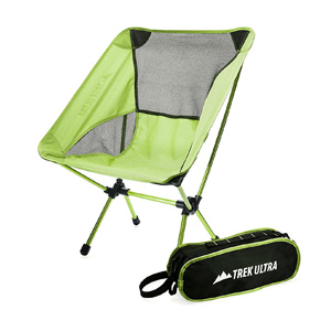 TrekUltra Camping Fold Up Chair with Bag