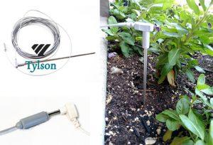 Tylson outdoor grounding rod